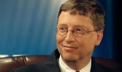 Бил Гейтс вече изостава само на 189 млн. долара зад Карлос Слим