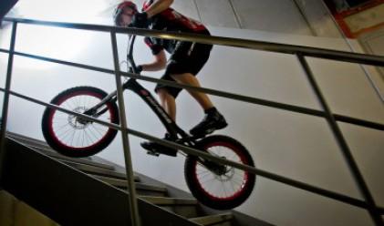 Да изкачиш небостъргач на колело