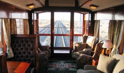 Най-луксозните влакове в света