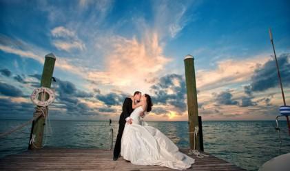 Най-скъпите места за сватби
