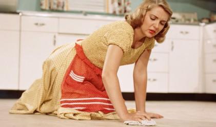 Държавите, в които жените вършат най-много домакинска работа