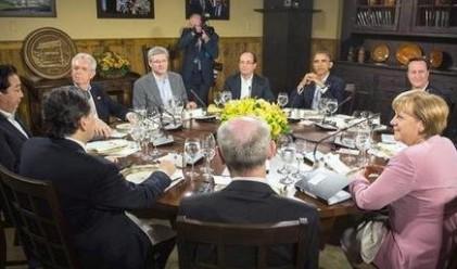 Русия е временно изключена от Г8