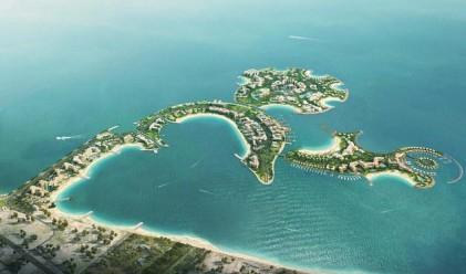 Остров за парти градят в Дубай