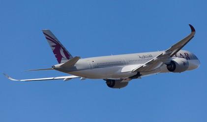 Qatar Airways представя първия в света Airbus A350 XWB