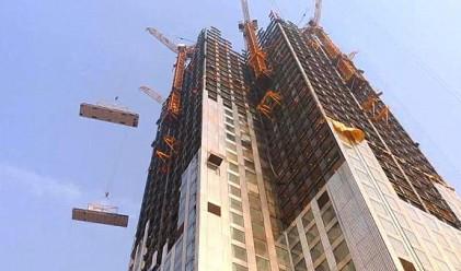 Произведено в Китай: да построиш небостъргач за 19 дни