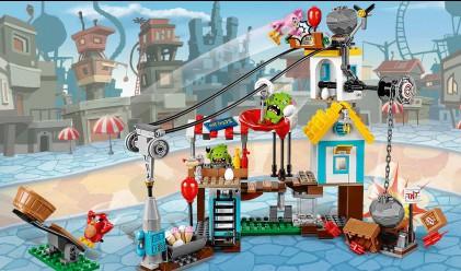 Кубче по кубче, или колко е печалбата на Lego за 2015 г.