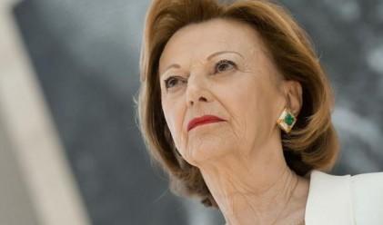 Вдовицата на създателя на Nutella е най-богатият човек в Италия