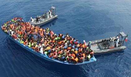 Над 1.2 млн. мигранти са влезли в Европа за 2015 г.