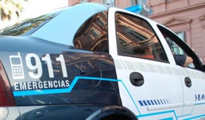 Четирима бандити успяха да ограбят цял град в Аржентина