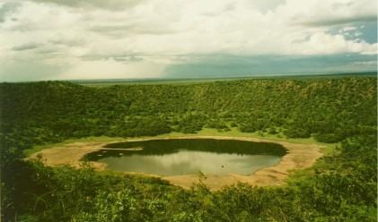 Най-впечатляващите кратери на повърхността на Земята