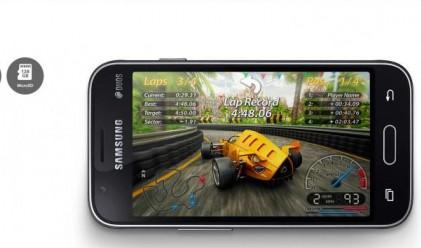 Samsung представи ултраевтин смартфон под 100 долара