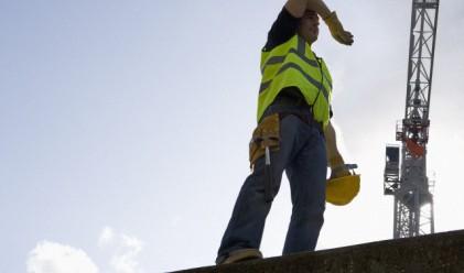 10.7% спад на строителството през януари на годишна база