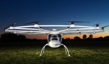 Голям дрон може скоро да превозва хора