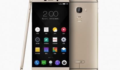 LeEco планира втори смартфон с чип Snapdragon 820