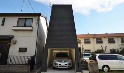 Това не е гараж, а мини японска къща