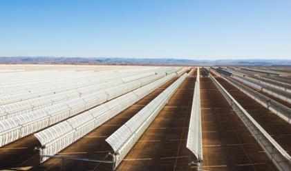 Мароко произвежда слънчева енергия нощем