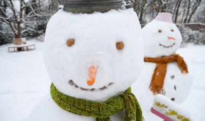В страната нахлува студен фронт с много сняг