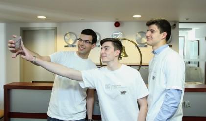 Ученици откриха борсовата сесия на БФБ-София