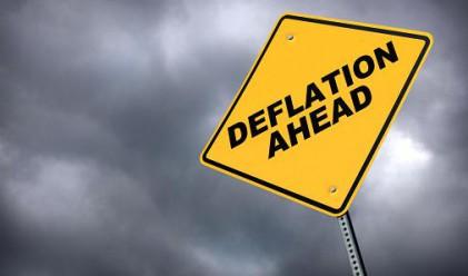 Дефлация от 0.2% в ЕС и еврозоната