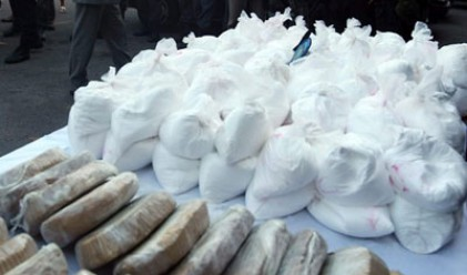 Властите в Колумбия намериха 2 тона кокаин на изоставено корабче