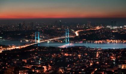 Масови безредици в Истанбул