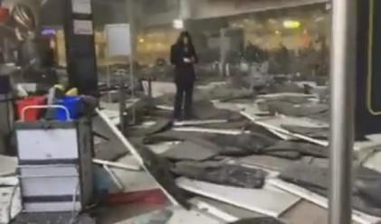 Терор в Брюксел: разпространиха снимка на терористите (обновена)