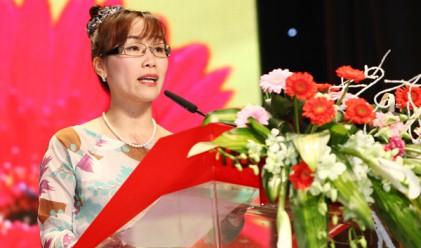 Първата жена милиардер във Виетнам печели първия милион на 21 г.