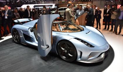 Koenigsegg представи