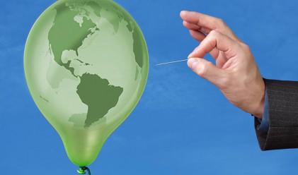 Всички се опасяват от пукането на трети китайски балон