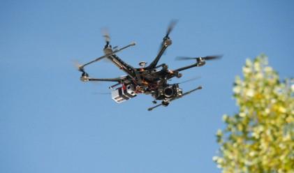 За първи път доставиха пратка с дрон в САЩ