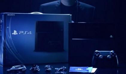 Sony ще представи по-мощна игрова конзола PlayStation 4