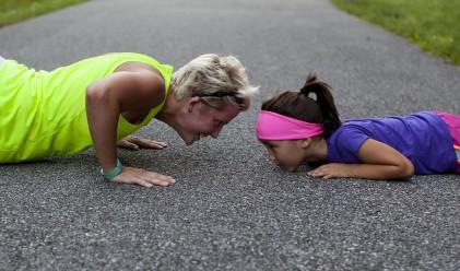 Как тренировките ни правят по-умни и по-щастливи