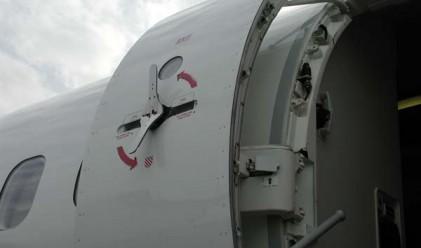 Седем души са останали на борда на отвлечения самолет