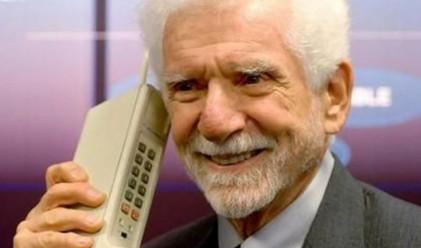 Днес се навършват 43 г. от първото обаждане от мобилен телефон