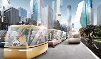 Как ще изглеждат градовете през 2050 г.