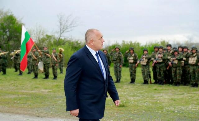 Борисов: Ако сме втори на вота, оставаме в опозиция