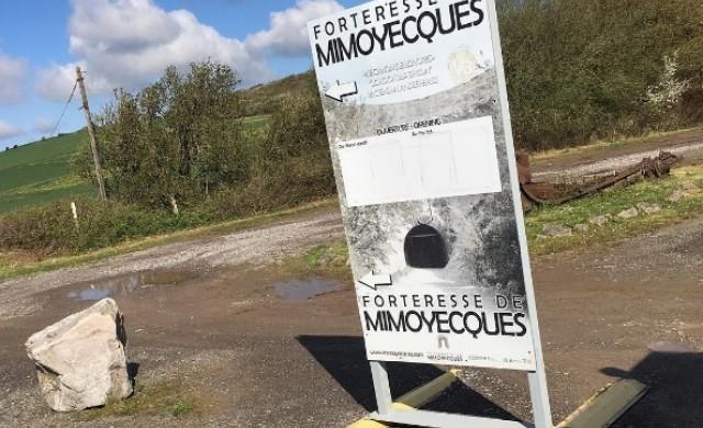 Добре дошли в една от тайните подземни бази на нацистите