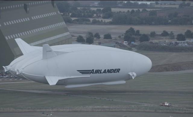 Най-големият летателен апарат е готов да полети отново