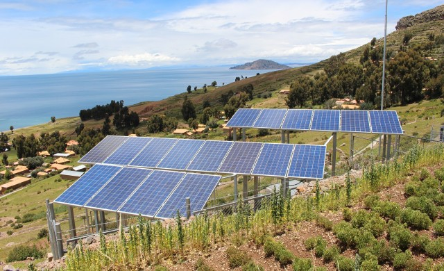 Членката на ОПЕК Нигерия гледа към слънчевата енергия