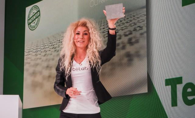 Българка получи награда от ЕС за създаването на таблет за незрящи