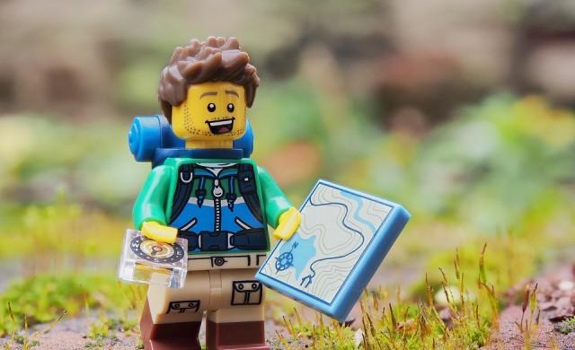 Lego остава вторият най-голям производител на играчки в света