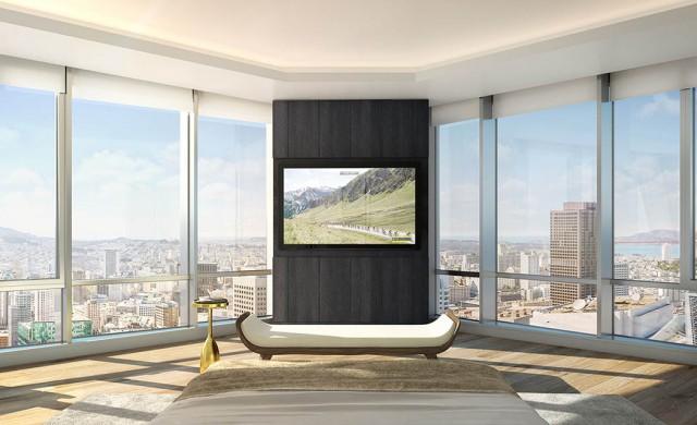 Сан Франциско скоро ще има най-високата сграда на Западния бряг