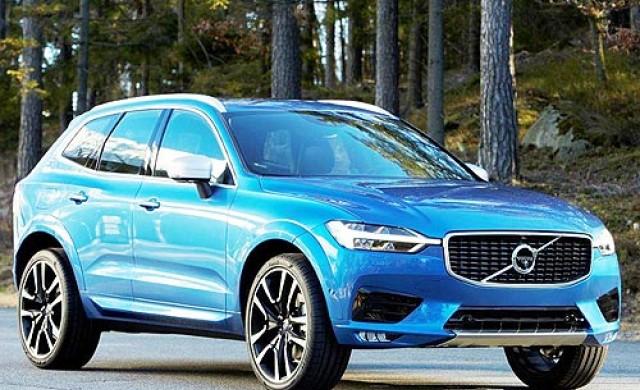 Новият кросоувър на Volvo