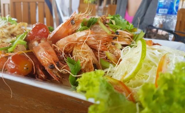 Колко евтина е храната в Тайланд?