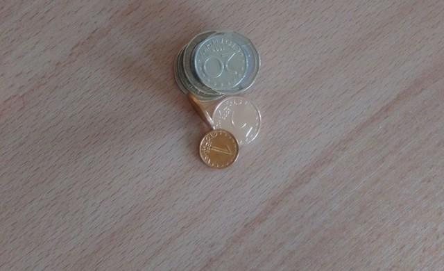 6.35 млн. лв. е общата стойност на монетите от 1 ст. у нас