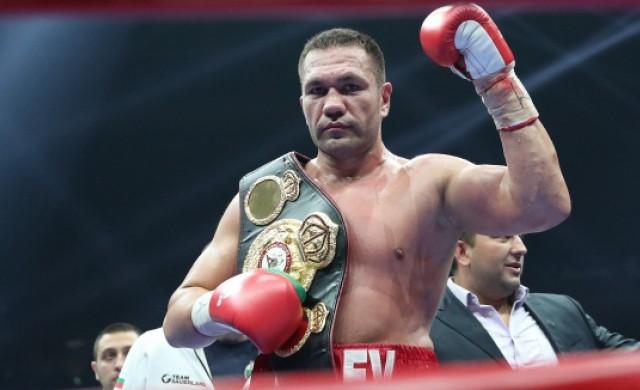 Кубрат Пулев отново ще се боксира в София