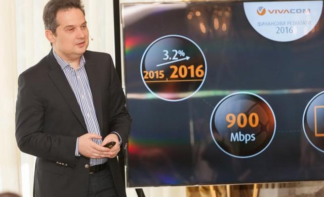 1 млрд. лева инвестиции за 6 г. отчитат от Виваком