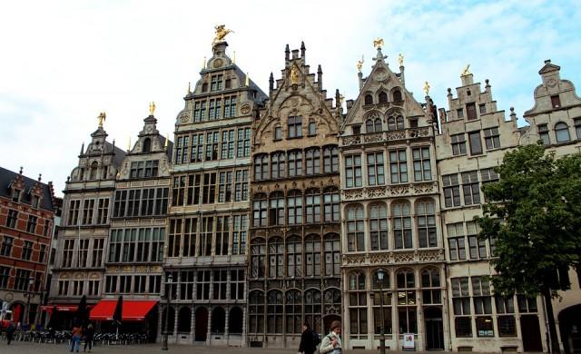 Неуспешен опит за атентат в Антверпен