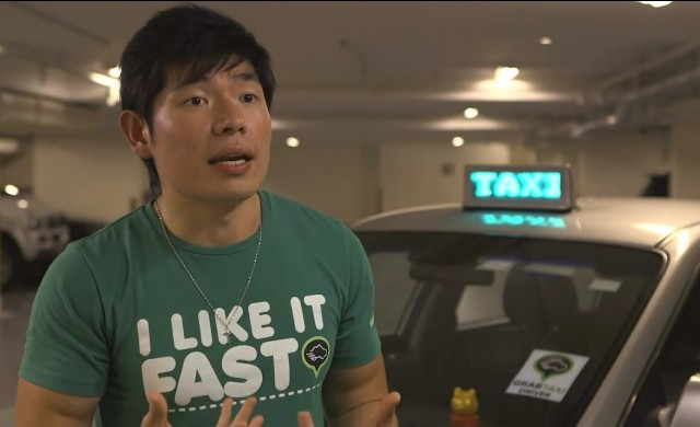 Запознайте се с човека, който бие Uber на собствената им игра