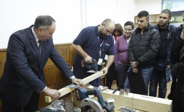 Ден на Бош в Лесотехническия университет в София